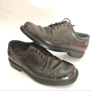 Rockport Oxfords Brown Leather Sz 8M